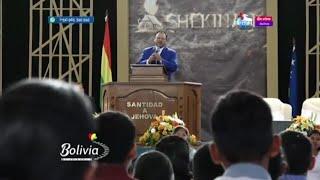 SEGUNDO SERVICIO CONVENCION BOLIVIA 2019 | BETHEL TELEVISIÓN