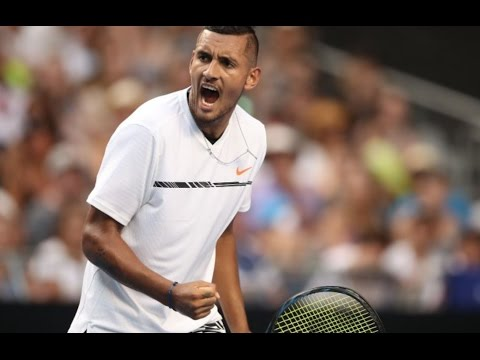 Nick Kyrgios- Best Shots Compilation (HD)