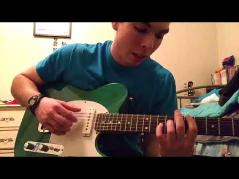 """Dreams"" NF Guitar Tutorial"