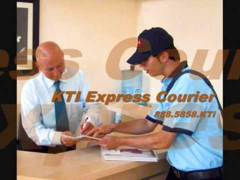 KTI Express Courier Service