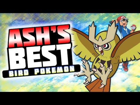 Ash's Best Bird Pokemon