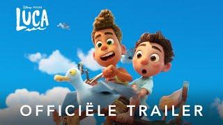 Bekijk officiële trailer Disneyfilm Luca