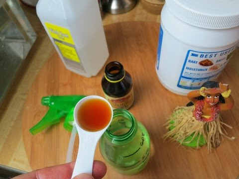 DIY All Natural Mosquito Repellent Organic Safe-as Good Or Better Than DEET