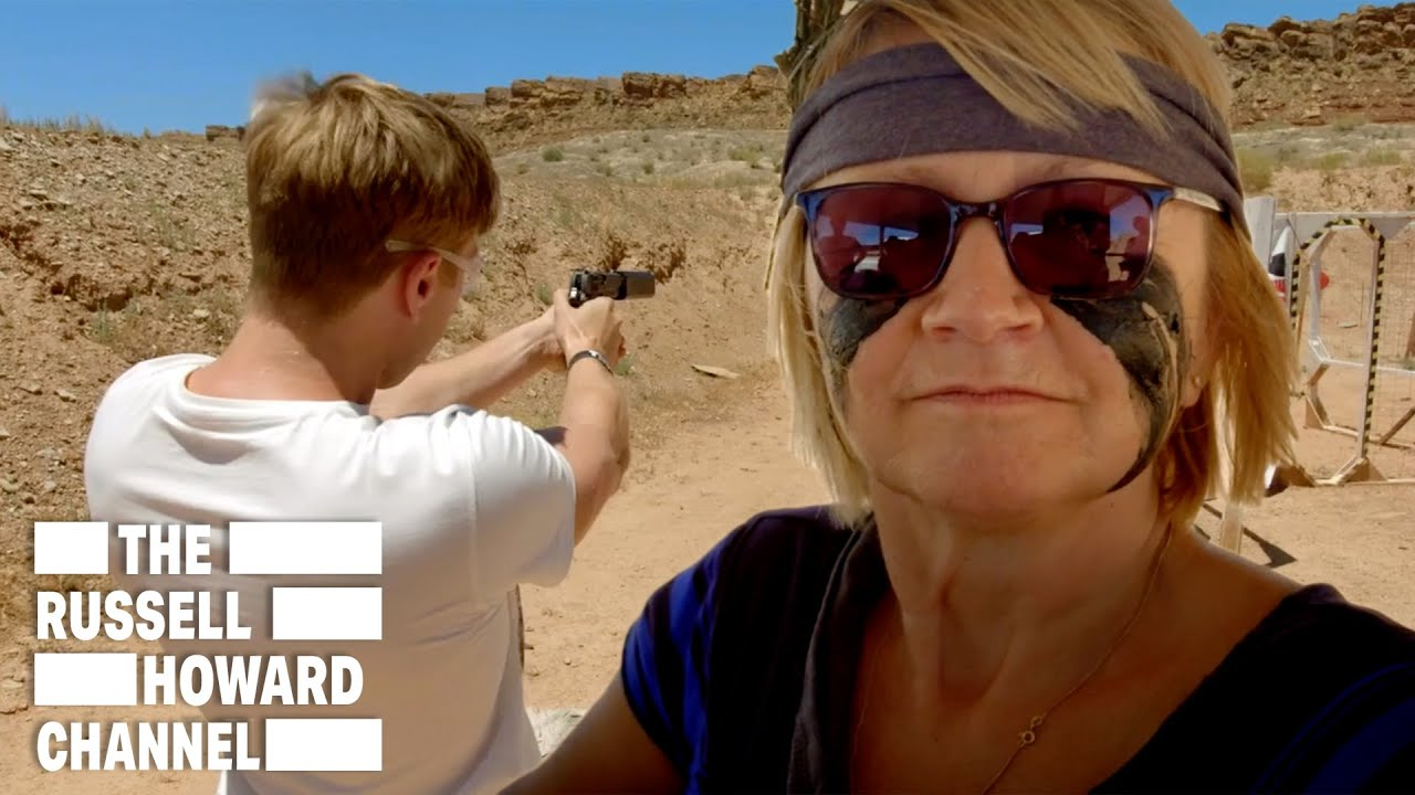Russell Howard & Mum Train for the Zombie Apocalypse | The Russell Howard Channel