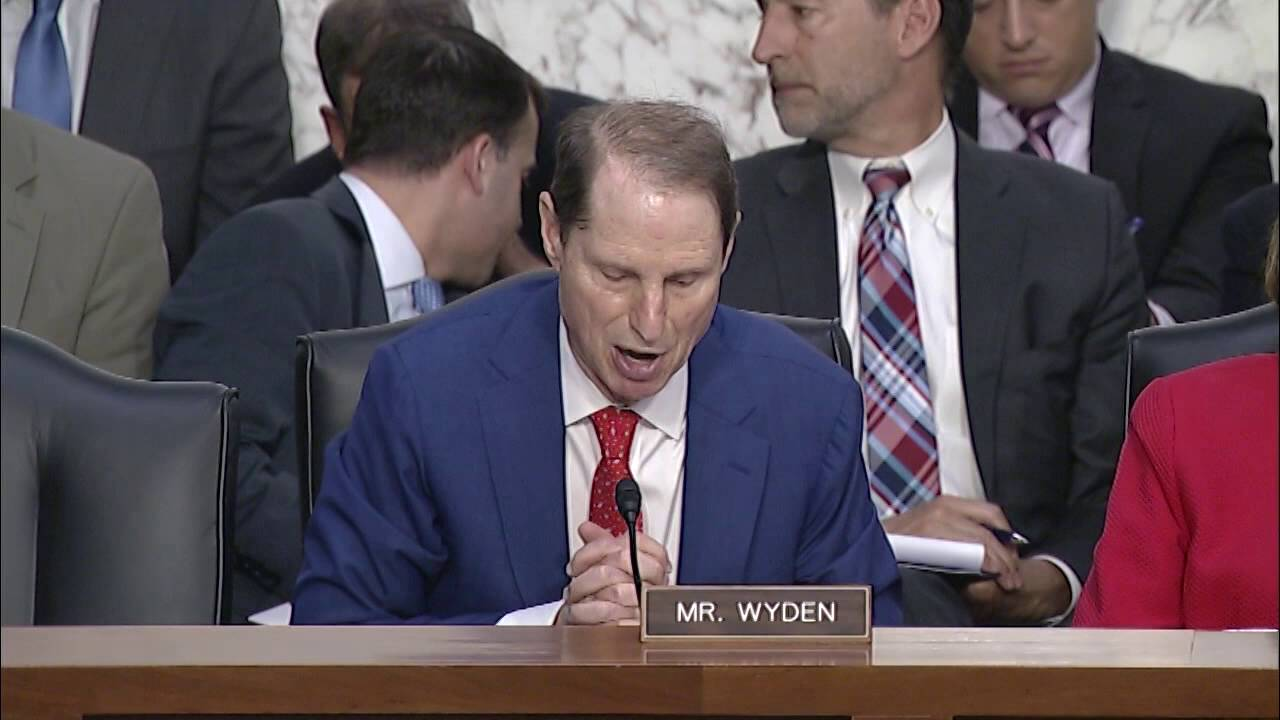 Wyden: Questions CIA Dir. on Encryption & Accountability