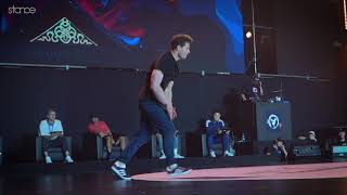 Daniel vs Phil Wizard [group rd] // .stance // WDSF WORLD CHAMPS 2019