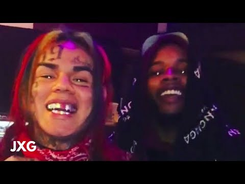 6ix9ine - Rondo ft. Tory Lanez & Young Thug (Snippet)