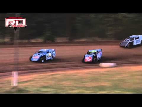 USMTS Featured Heat Monett Speedway 08/12/12