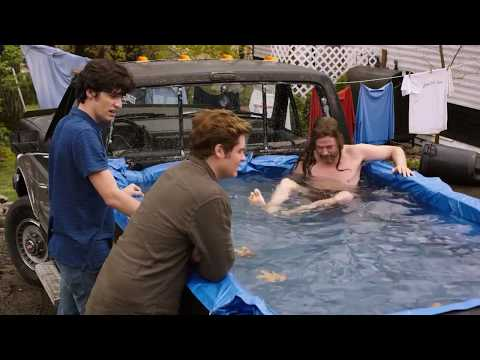 The Truck Pool Scene From Father Of The Year