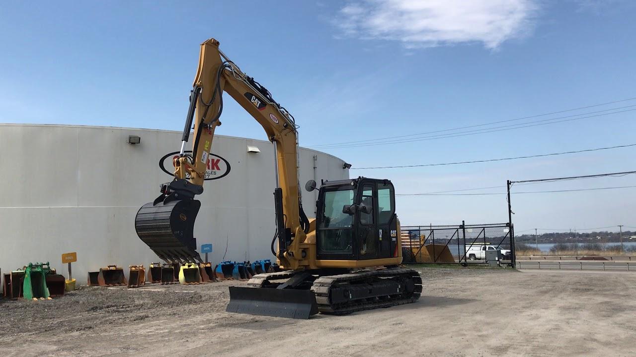 CAT Excavator for Sale   2018 CATERPILLAR 308E2 CR