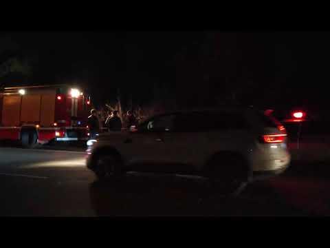 В Брянске в Володарском районе на улице Речная произошло страшное ДТП