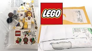 Rare unreleased LEGO pieces and more from eBay!