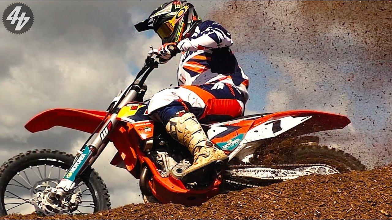 Ktm motocross experience youtube - Moto cross ktm a colorier ...