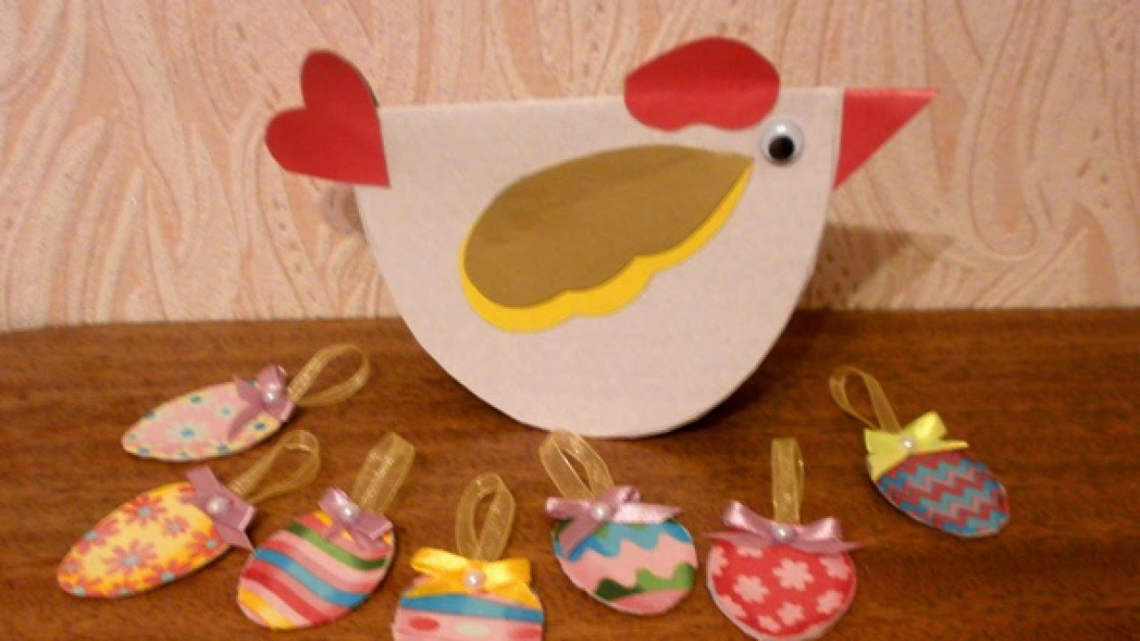 Chicken Crafts To Make