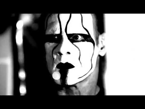 """Sting """"Out From The Shadows"""" Theme Song + Titantron ● WWE"""