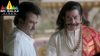 Chandramukhi Telugu Movie Part 12/14 | Rajinikanth, Jyothika, Nayanatara | Sri Balaji Video