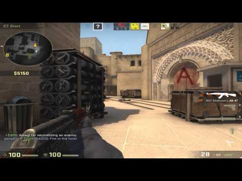 the 1 vs 5 with the literal last millisecond defuse woooo