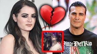BREAKING: PAIGE AND ALBERTO DEL RIO ARE SPLITTING UP (PAIGE RESPONDS) thumbnail