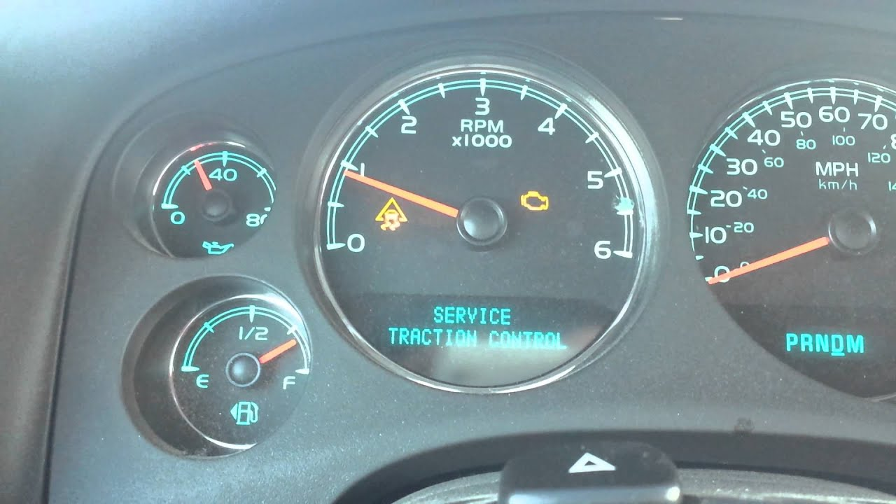 Engine Power is Reduced! Chevy throttle position sensor (TPS) problem