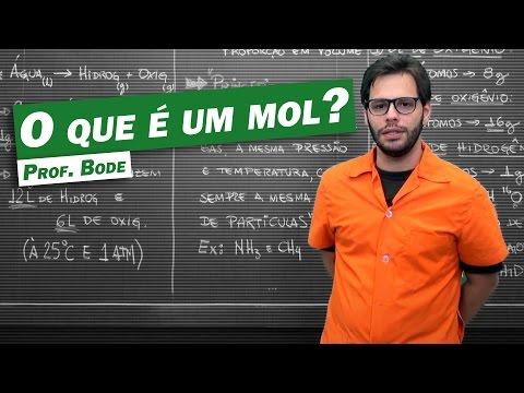 Química - O que é um mol?