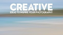 Simple IDEAS for CREATIVE outdoor photography