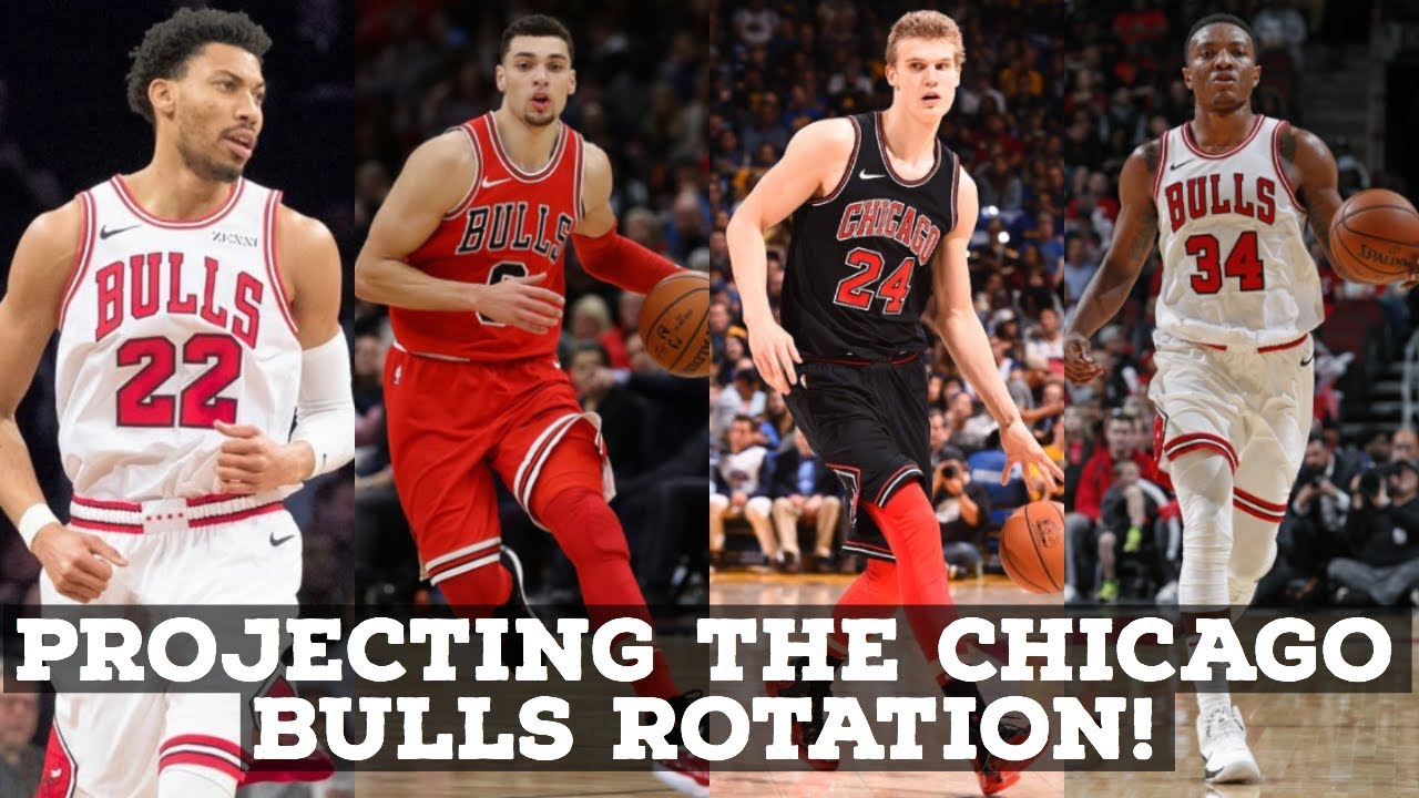 Chicago Bulls: Projecting the full rotation ahead of regular season