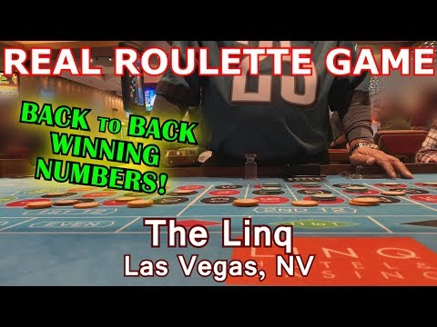 Live Roulette Game #12