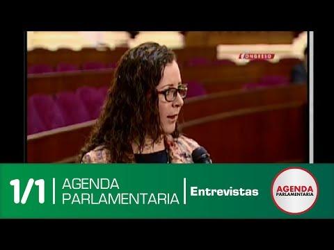 Entrevista: Presidente de la Comisión Lava Jato, Rosa Bartra