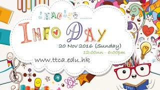 Publication Date: 2016-11-16 | Video Title: TTCA_16-17 Info Day Promotion