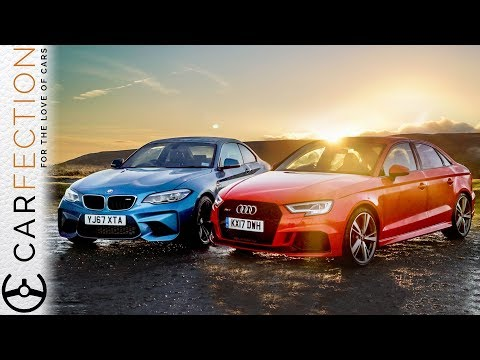 BMW M2 vs. Audi RS3: Henry Catchpole Compares - Carfection