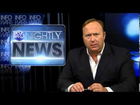 INFOWARS Nightly News Friday October 25th 2013