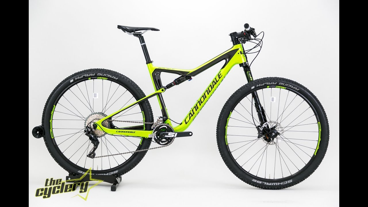 4ec108b9e05 Cannondale Scalpel-SI Carbon 4 Cross Country Bike 2017/2018 | THE CYCLERY