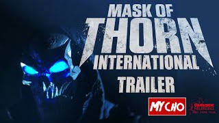 MASK OF THORN (2019) - INTERNATIONAL TRAILER - HORROR/ACTION [HD 1080P]