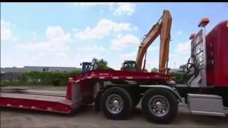 World Super Heavy Haulers Best Machines Truck Load in The World