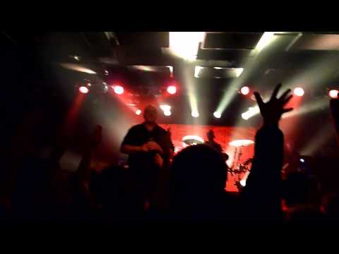 VNV Nation: Nova (live in Dürer Kert, 2013.10.09, Transnational Tour)