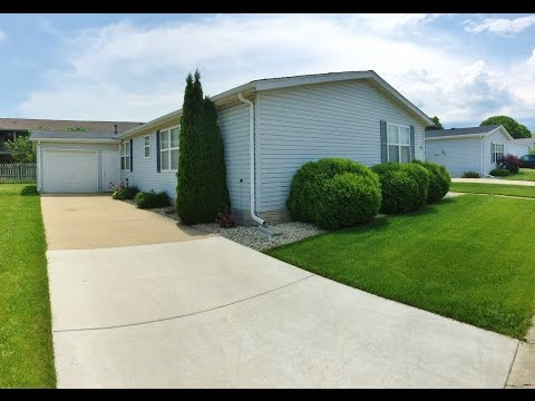 Video Tour 8200 75th St.  Lot 42 Kenosha WI 53142