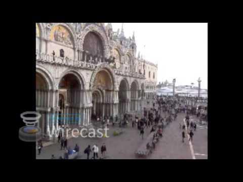 Piazza San Marco - Venice en vivo!