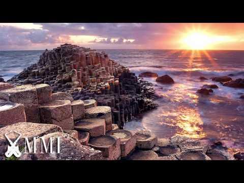 Música celta relajante instrumental arpa, gaita, violín, guitarra, flauta y piano