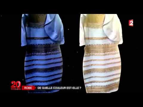 Buzz sur couleur robe