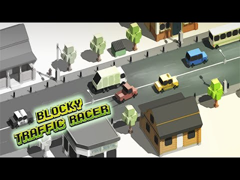 Blocky Traffic Racer Android Gameplay (HD)