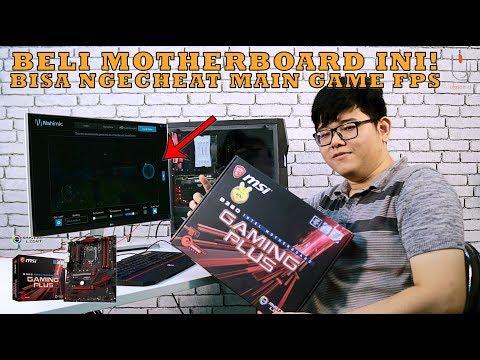 Main Game FPS Lebih Mudah (Mobo MSI B360 Gaming Plus) #Ulasan Eps. 227