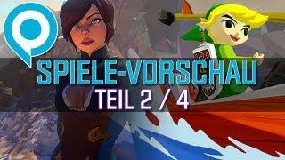 Gamescom 2013 - Spiele-Vorschau - Teil 2 - Diese Spiele sind auf der Messe (spielbar)