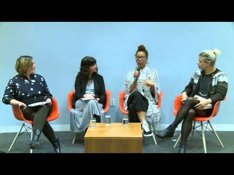 Wikipedia Edit-a-thon: Conversation with Orit Gat, Reina Gossett, Jenna Wortham, and Fiona Romeo