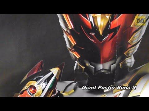 Bima-X GIANT POSTER !