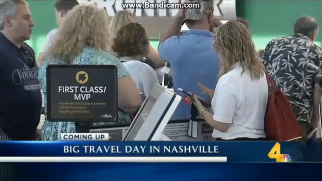 WSMV Channel 4 News Today at 4am open June 12, 2017
