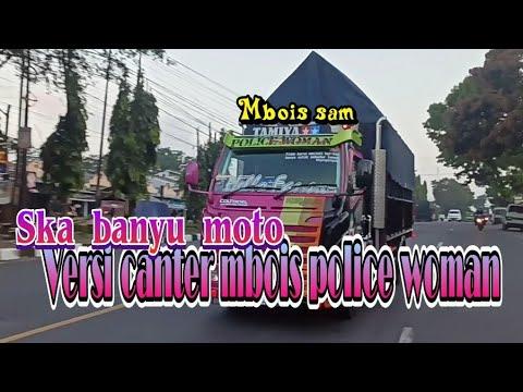 ska---banyu-moto-terbaru-2020-|-canter-police-woman-i-road-baby
