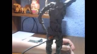 """Уроки скульптуры 3. """"Набор основной массы"""""""