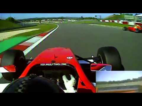 Formula 2 Hot Lap - Nurburgring