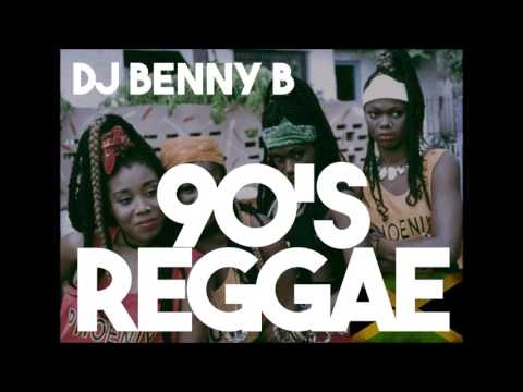 90's Dancehall 2.5 Hour Reggae Playlist by DJ Benny B, Sean Paul, Beenie Man, Vegas, Buju, Shabba