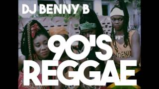90's Dancehall 2.5 Hour Reggae Playlist by DJ Benny B, Sean Paul, Beenie Man, Vegas, Buju, Shabba - Stafaband